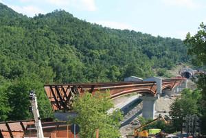 Futuro ponte sul Sangro
