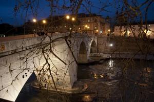 Il Ponte Cestio…