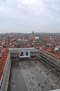 Vista dal campanile…