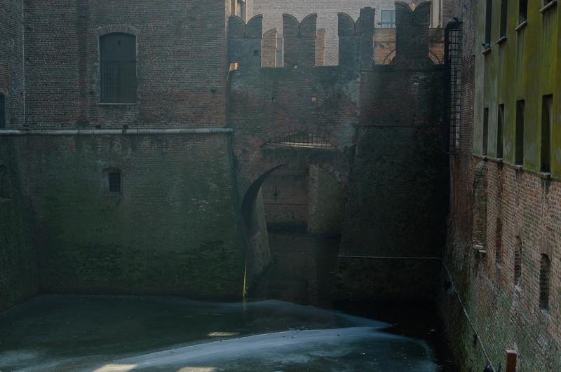 ''Ponte nel Castello di San Giorgio'' - Mantova