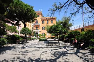 Piazza Garibaldi a Monterosso al Mare