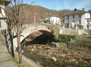 Dubbione, Val Chisone, il Ponte di Annibale