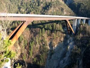 Il grande ponte Cadore
