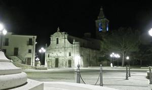 La chiesa e la notte
