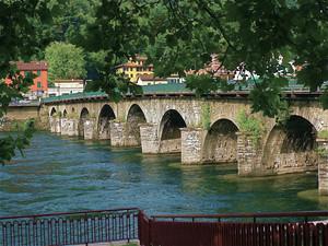 il più antico ponte lecchese