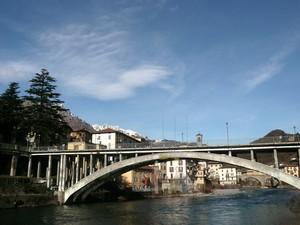 il ponte di S. Giovanni Bianco
