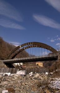 Ponte del Gombaro a Sondrio