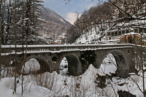 Ponte del cimitero