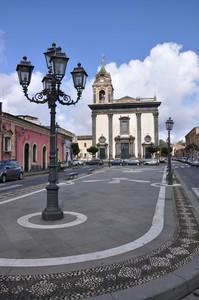 Piazza San Mauro.