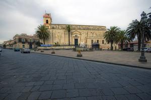 Piazza chiesa madre