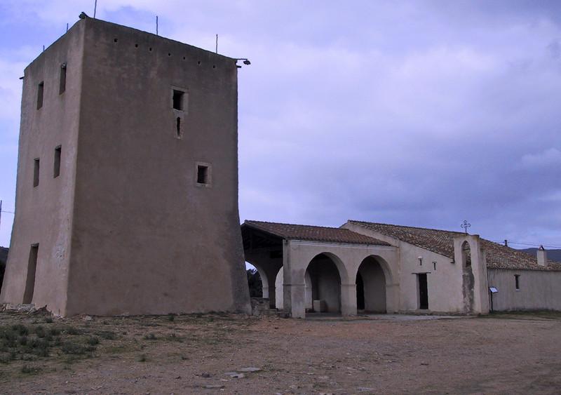 ''piazza S Isidoro'' - Teulada