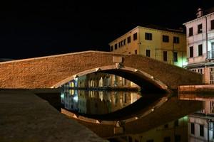 Un ponte di Chioggia ….