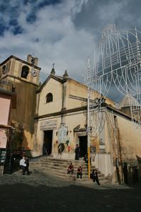 La piazzetta dei Santi Medici