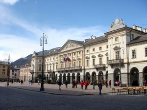 Il cuore di Aosta