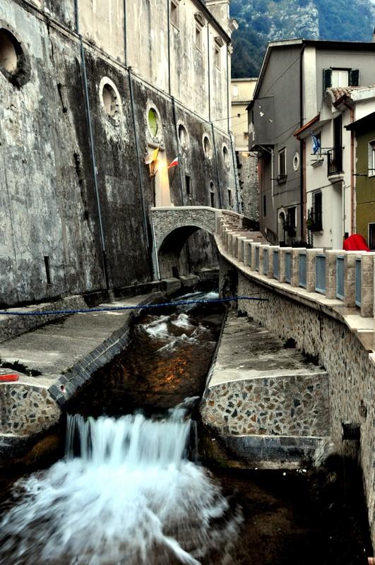 ''Ponte del Monte dei Morti (presso cripta della Cattedrale)'' - Campagna