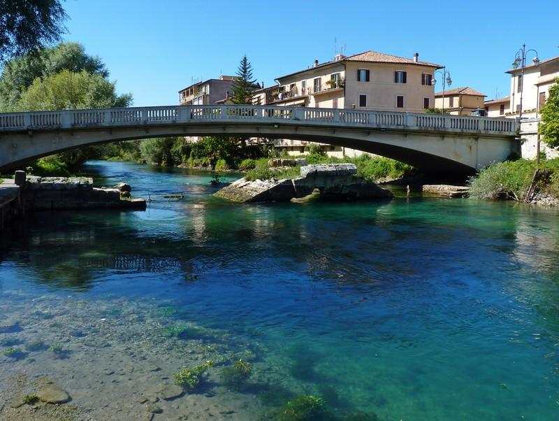 ''Colori del fiume'' - Rieti
