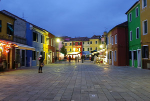 Luci a Burano