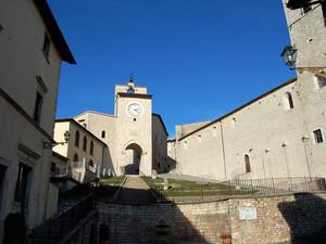 Piazza San Francesco a Monteleone