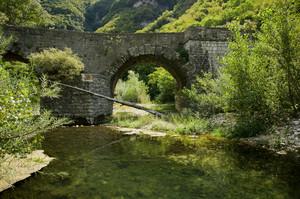 Ponte sul Burano – Cantiano -