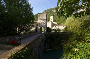 Ponte  – San Vittore di Genga