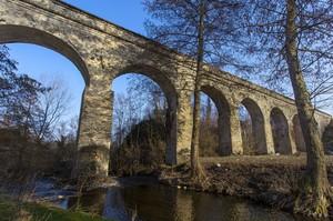 ponte  medioevale  del  XIII sec.