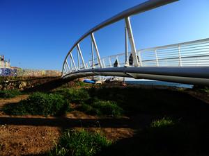 Ladispoli – il ponte Abebe Bikila