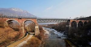 Ponte ex ferrovia Piovene/Rocchette -Arsiero