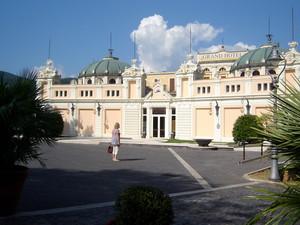 Fiuggi piazza Trento e Trieste