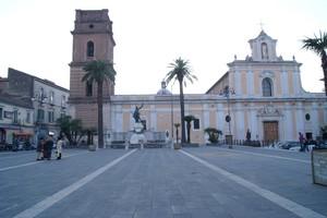 Il centro dell'antica Capua