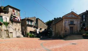 Piazza dell'Oratorio