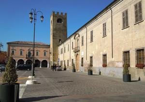 Antica Piazza dell'Olmo