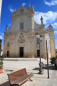 Uggiano La Chiesa Piazza Umberto I
