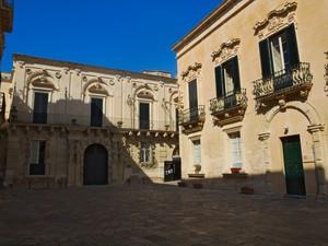 Lecce – Piazzetta Falconieri