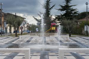 Piazza Papa vittore III – San Angelo in Formis