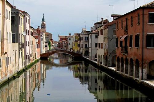 Chioggia - Canale Vena