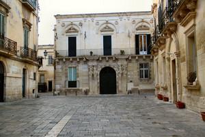 Lecce Piazzetta Falconieri