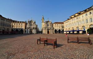 Piazza San Carlo – Il salotto di Torino