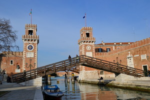 All' arsenale