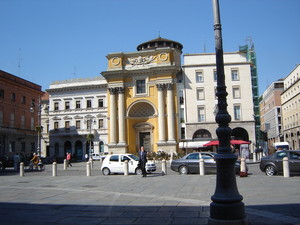 Parma piazza garibaldi 2