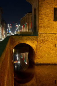 Ponte sul Castello Estense
