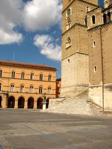 Piazza San Giustino