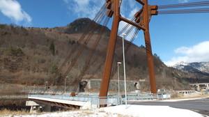 il ponte nuovo di Pietratagliata