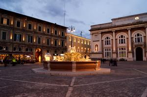 Pesaro – Piazza del Popolo