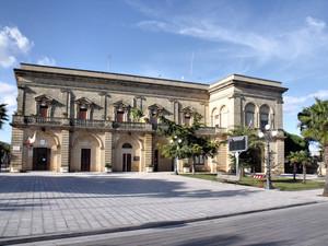 Acquarica del Capo Piazza dell'Amicizia