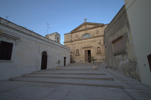 Searrano(Carpignano Salentino LE) Piazza Chiesa