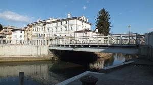 Cervignano, ponte sul fiume Ausa