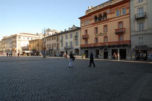 Piazza Emile Chanoux
