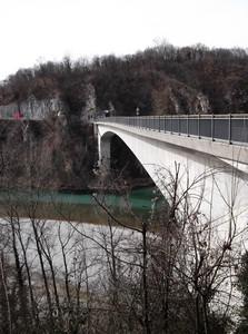 ''Ponte di Pinzano'' - Ragogna