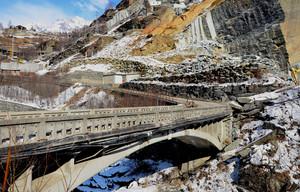 Ponte del Giovello in Valmalenco
