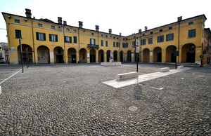 Piazza Ugo Dallò